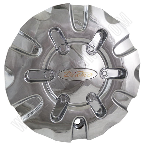 Diamo Wheels DIAMO-20 Chrome Custom Wheel Center Caps (1 CAP)
