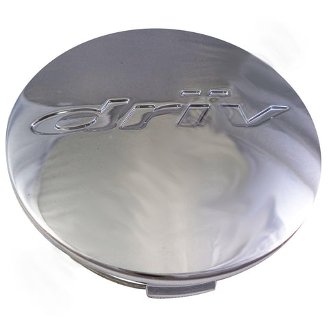 Driv Wheels Chrome Custom Wheel Center Caps # 1000-97 (1 CAP)