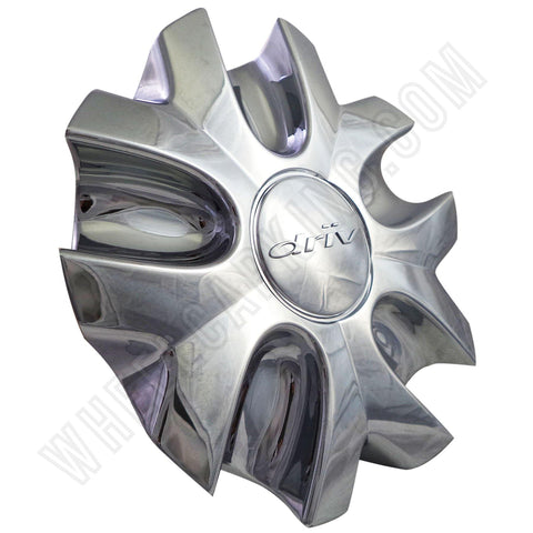 DRIV # 7880-15 Chrome Custom Wheel Center Cap (1 CAP)