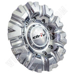 DRIV # 6240-15 Chrome Custom Wheel Center Cap (1 CAP)