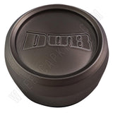 Dub Wheels Bronze Custom Wheel Center Cap # 1003-06 (4 CAPS)