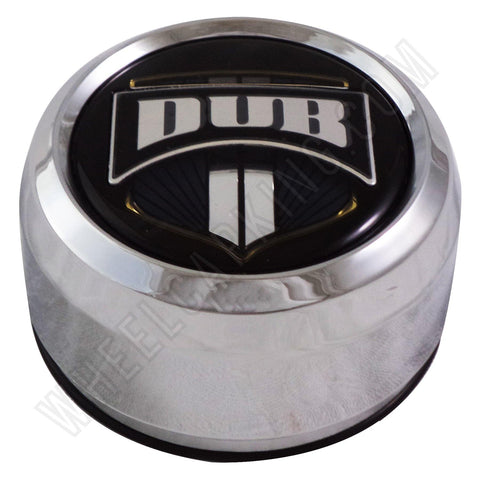 Dub BALLER Wheels Chrome Custom Wheel Center Cap # 1003-08-04 (1 CAP)