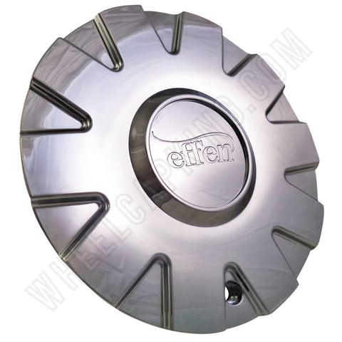 EFFEN Wheels Chrome Custom Wheel Center Cap Caps (4 CAPS) # C948-1 NEW!
