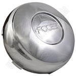 Foose Wheels 1000-68 / 1000-31 Custom Center Cap Chrome (Set of 4)