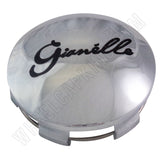 Gianelle Wheels Chrome Custom Wheel Center Cap # 935K75 / A0159 (1 CAP)