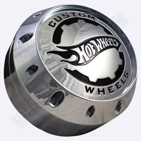 Hot Wheels Chrome Custom Wheel Center Cap Caps # BC-671H NEW! Set Of 1