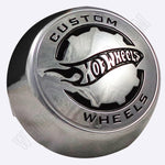 Hot Wheels Chrome Custom Wheel Center Cap Caps # BC-754 NEW! Set Of 1