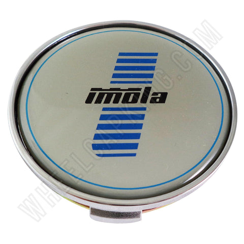 Imola Wheels Chrome Custom Wheel Center Caps # IM294100003 (1 CAP)