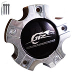 JR Motorsports Chrome Custom Wheel Center Cap # CAP M-560 (4 CAPS)