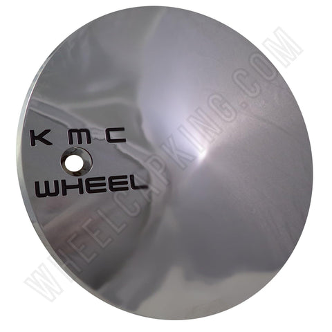 KMC Wheels Chrome Custom Wheel Center Cap # 1000200 (4 CAPS)