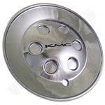 KMC Wheels Chrome Custom Wheel Center Cap # 1083L173 / LG1005-27 (1 CAP)