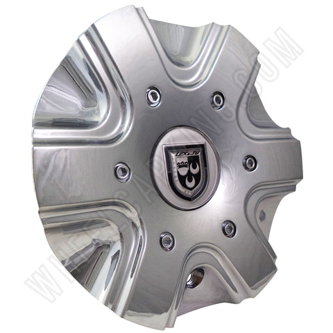 Lexani Wheels Chrome Custom Wheel Center Cap 'DIAL' # C-367-C (1 CAP)