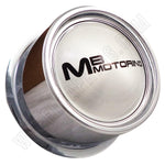 MB Motoring Wheels Chrome Custom Wheel Center Cap # BC-498 (1 CAP)