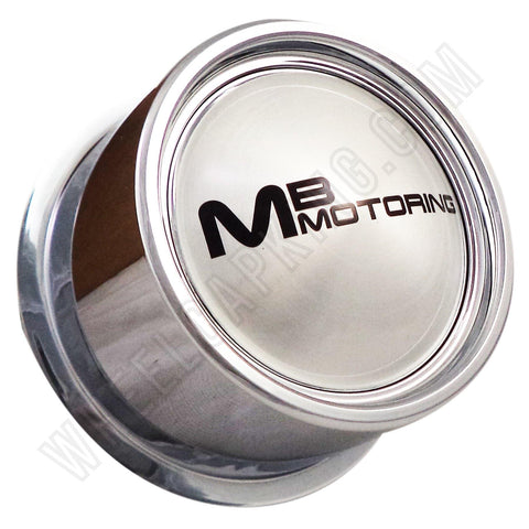 MB Motoring Wheels Chrome Custom Wheel Center Cap # BC-498 (4 CAPS)