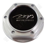 MB Motorsports Wheels Polished Custom Wheel Center Cap # BC-595B (1 CAP)