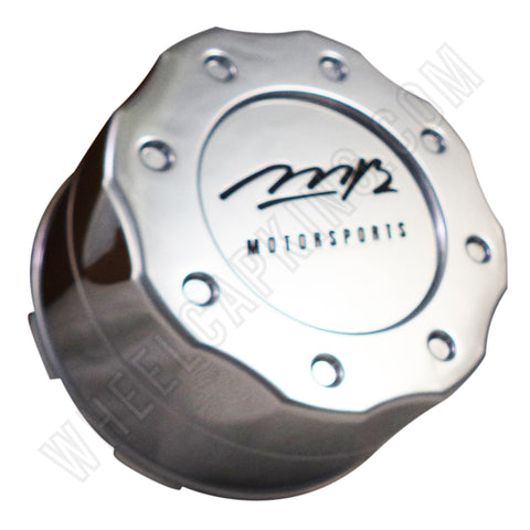 MB Motorsports Wheels Chrome Custom Wheel Center Cap # BC-670B (4 CAPS) 6- LUGGER