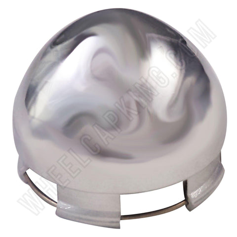 DUB / MHT / LEXANI Wheels Chrome Custom Wheel Center Cap # 1000-22 (4 CAPS)