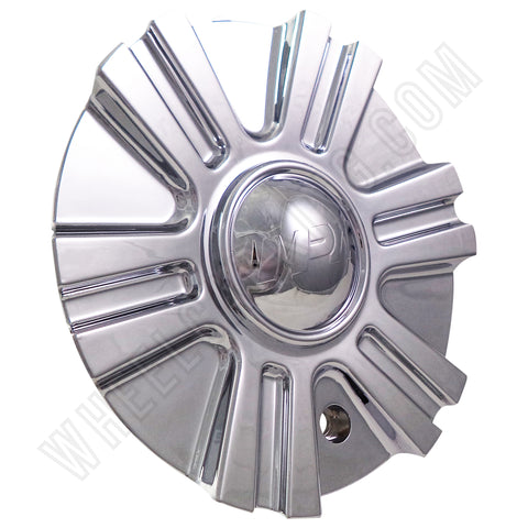 MPW Wheels Chrome Custom Wheel Center Cap Caps # C204-CAP