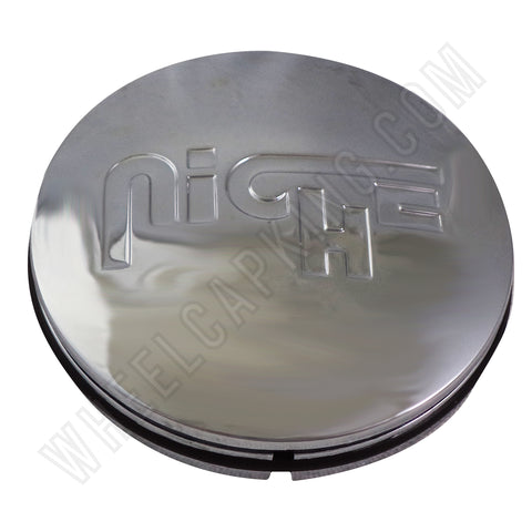 Niche Wheels Chrome Custom Wheel Center Caps # 1000-47 (4 CAPS)