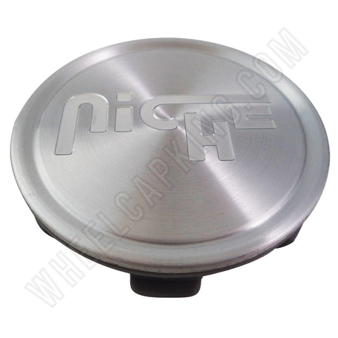 Niche Wheels Chrome Custom Wheel Center Cap # CAP M-774 / 1003-24 (4 CAPS)