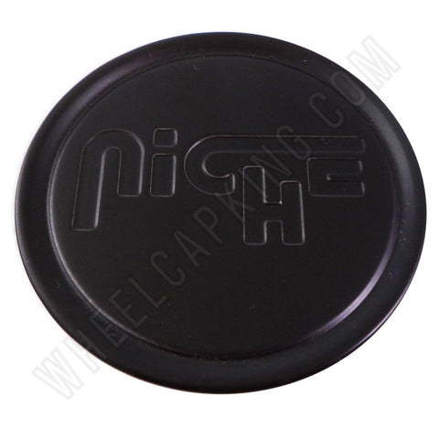 Niche Wheels Flat Black Custom Wheel Center Cap # M-773 / 1003-22 (1 CAP)