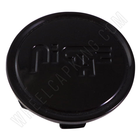 Niche Wheels Gloss Black Custom Center Cap # CAP M-773 / 1003-22 (4 CAPS)