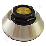 NS Racing Wheels Gold Custom Wheel Center Cap # S1050-2600 (1 CAP)