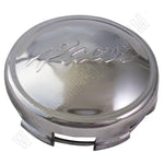Pacer Wheels Chrome Custom Wheel Center Cap # PACER-4 / S110-15 (4 CAPS)