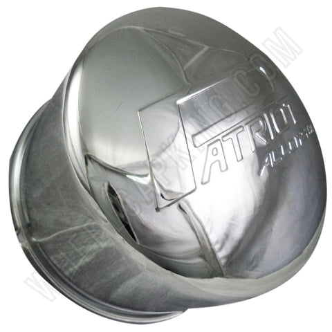 "AMERICAN EAGLE PATRIOT ALLOYS WHEEL RIM SHORT 3188 CENTER CAP 3.5"" TALL 5.125"" BORE 8 LUG (4 CAPS)"