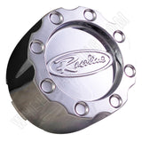 Raceline Wheels Chrome Custom Wheel Center Caps # 61592085F-1 (4 CAPS)