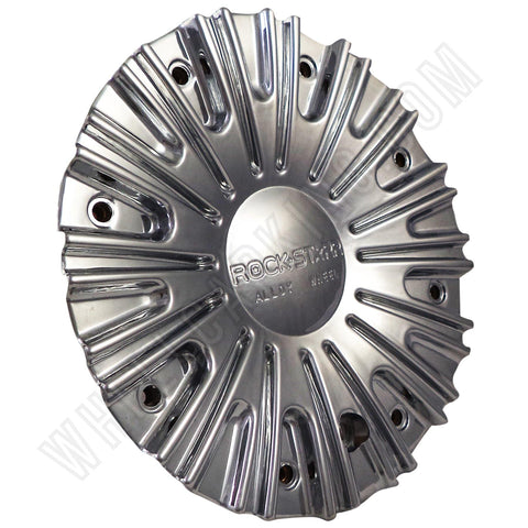 Rock Starr Wheels Chrome Custom Wheel Center Cap # C-222-1 / XW (1 CAP)