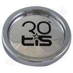 TIS Wheels Chrome Custom Wheel Center Cap # TIS18011 (1 CAP)