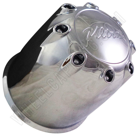Ultra Motorsports Wheels Chrome Custom Wheel Center Cap # 89-8121 (4 CAPS)