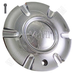 Venti Wheels Chrome Custom Wheel Center Cap# C-053-2 / S1050-NS02 (1 CAP)