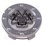Vogue Wheels Chrome Custom Wheel Center Cap # 592K75A (1 CAP)