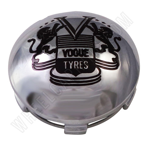 Vogue Wheels Chrome Custom Wheel Center Cap # 594K75 / S512-09 (4 CAPS)