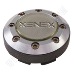 XENEX Wheels Chrome Custom Wheel Center Cap (4 CAPS)