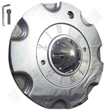 ZINIK Z-8 Chrome Wheel Center Cap (1 CAP)