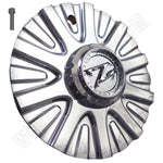 ZINIK Z22 / MS-CAP Z218 Chrome Wheel Center Cap (1 CAP)