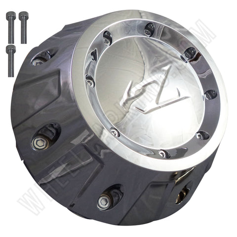 ZINIK MS-CAP-Z217 / Z-70 Chrome Wheel Center Cap (4 CAPS)
