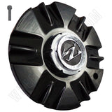 ZINIK Z-19 Gloss Black Wheel Center Cap (4 CAPS)