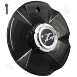 ZINIK Z20 RWD / MS-CAP-Z198 Gloss Black Wheel Center Cap (4 CAPS)