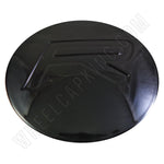 Rovos Wheels Gloss Black Custom Wheel Center Cap # GB (4 CAPS)