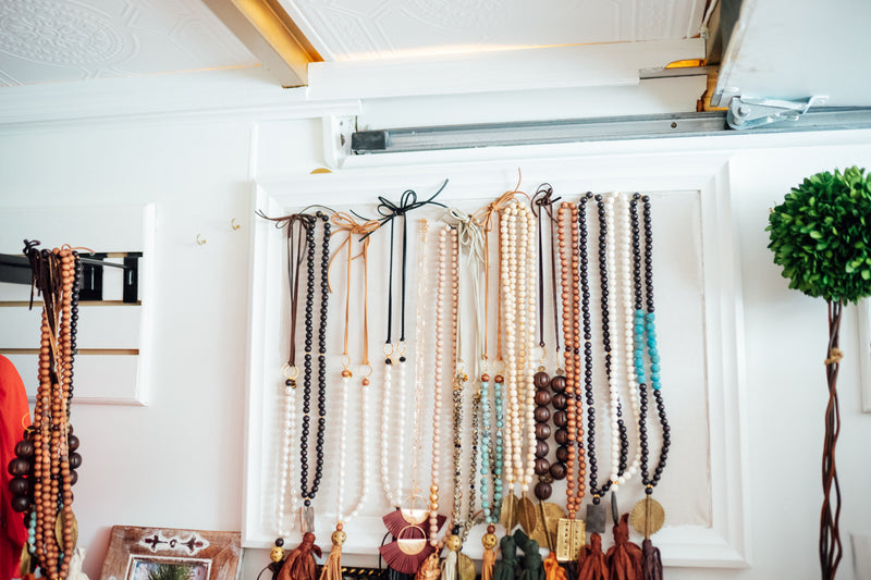 Local Handmade Jewelry, Fair Trade Accessories & Handmade Dusters & Tanks