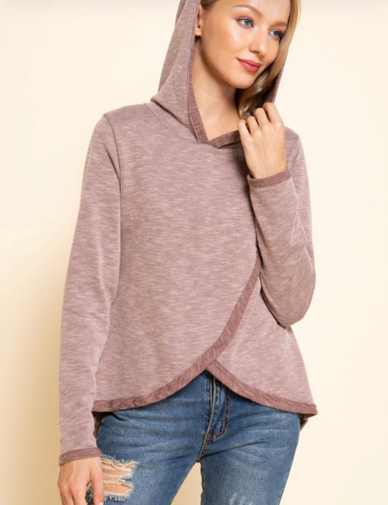 The Coco Hooded Top