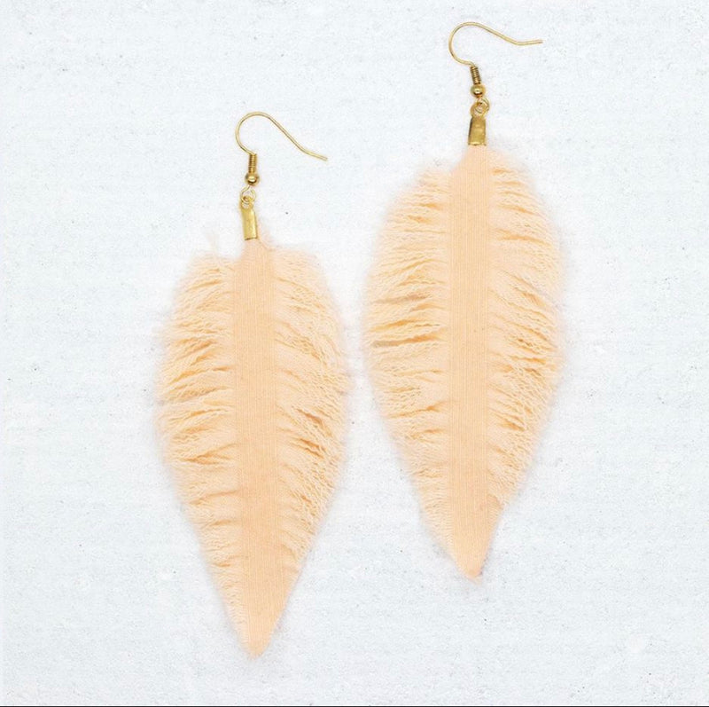 The Refuge Earrings by Hope + Vine