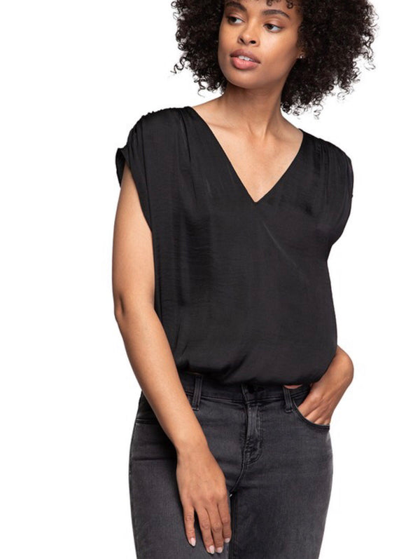 The Elevated Basic V-Neck Top