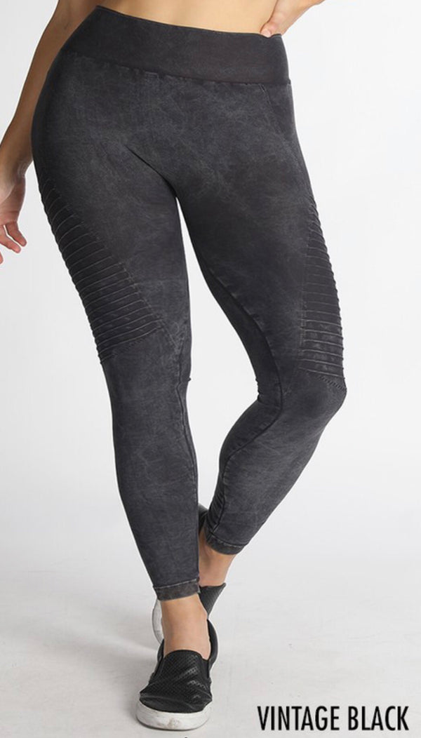 The Taylor CURVE Vintage Jeggings