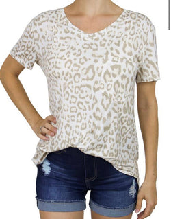The Snow Leopard Perfect Tee