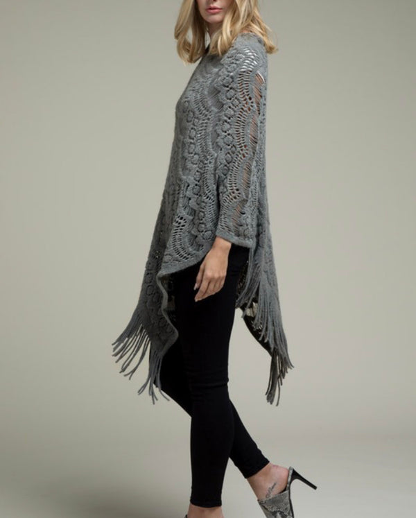The Alexandra Poncho